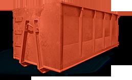 Вывоз строительного мусора в Москве и области контейнер 20-32 м3