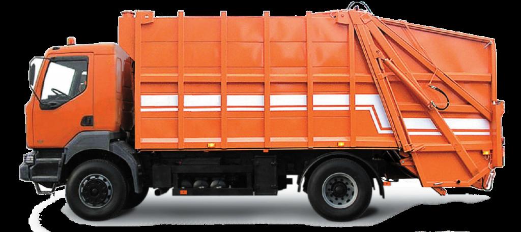 Вывоз бытового мусора - ТБО