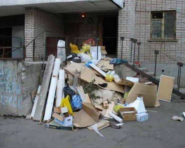 Вывоз мусора в Москве и Подмосковье