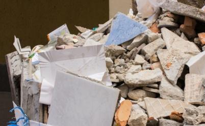 Вывоз строительного мусора из офиса